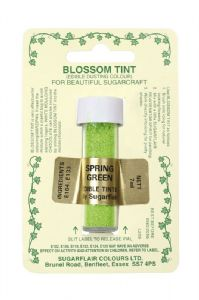 Blossom Tint Dusting Colours - Spring Green